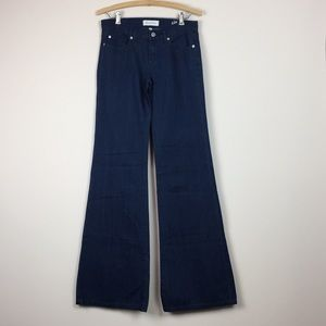Henry & Belle - Lila Flare - Denim Jeans in Retro